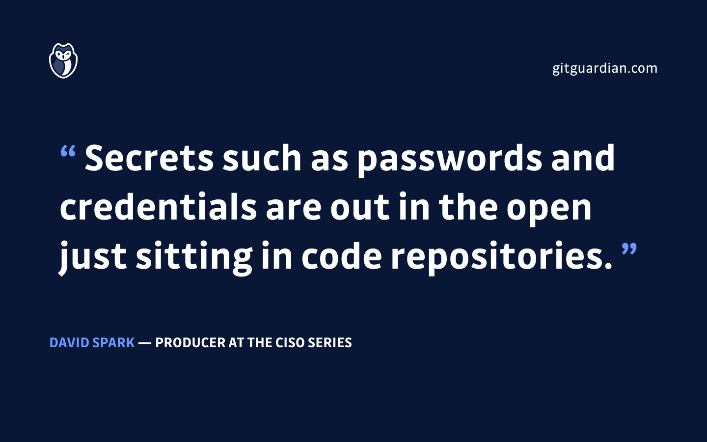 The threat of leaked secrets in git repositories - A discussion between security experts