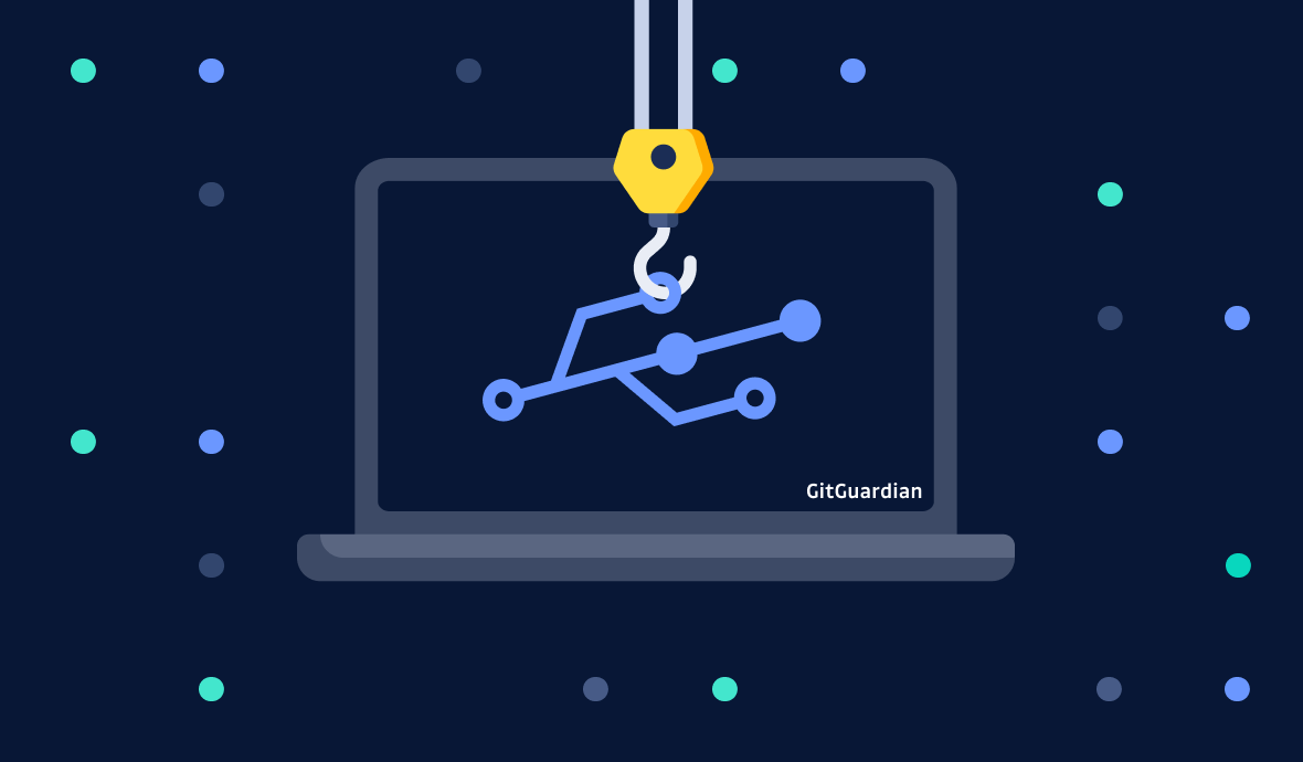 Git hooks - pre-commit, post-commit, post-receive and more.  Automated secrets detection in your software development lifecycle