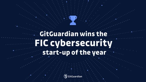 GitGuardian receives FIC cybersecurity start-up of the year award
